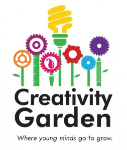 Creativity Garden large logo