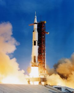 Destination Moon Poster Display Opens @ Cape Fear Museum